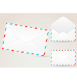 Envelope detailed - realistic vector