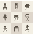 Chairs vector
