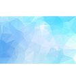Abstract background in blue tones vector