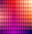 Geometric shining pattern with rhombus vector