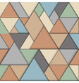Retro origami background vector