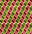 Funky retro seamless pattern vector