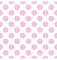 Cute abstract geometric bright seamless pattern vector