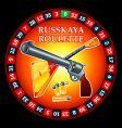 Russkaya ruletka russian roulette vector
