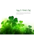 Happy saint patricks day background vector