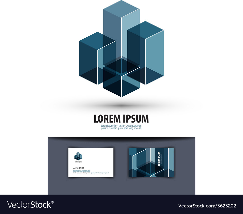 Business logo sign icon emblem template business vector | Price: 1 Credit (USD $1)