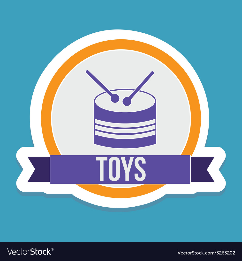 Toys design vector | Price: 1 Credit (USD $1)