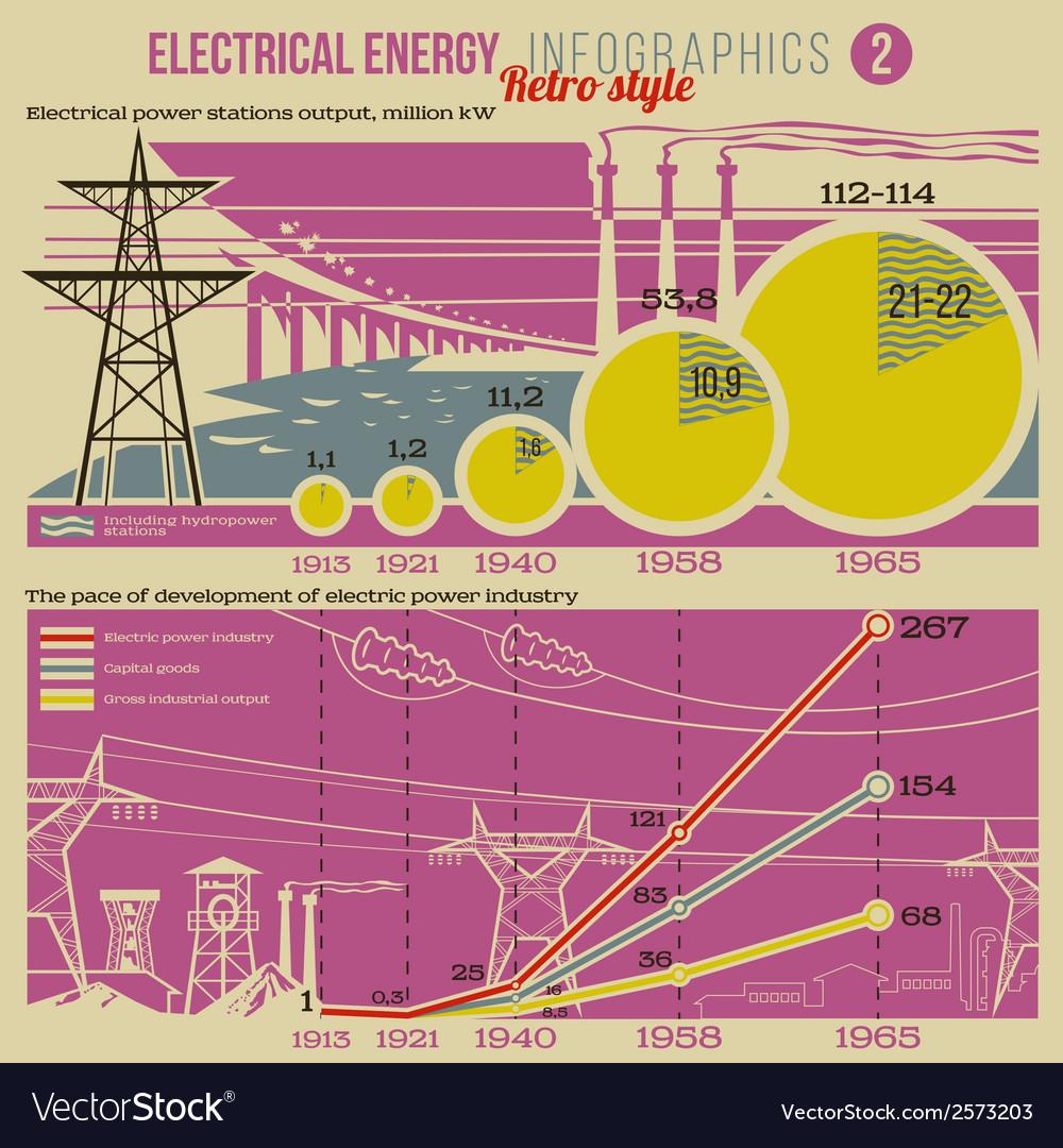 Energyinfogr2 vector | Price: 1 Credit (USD $1)