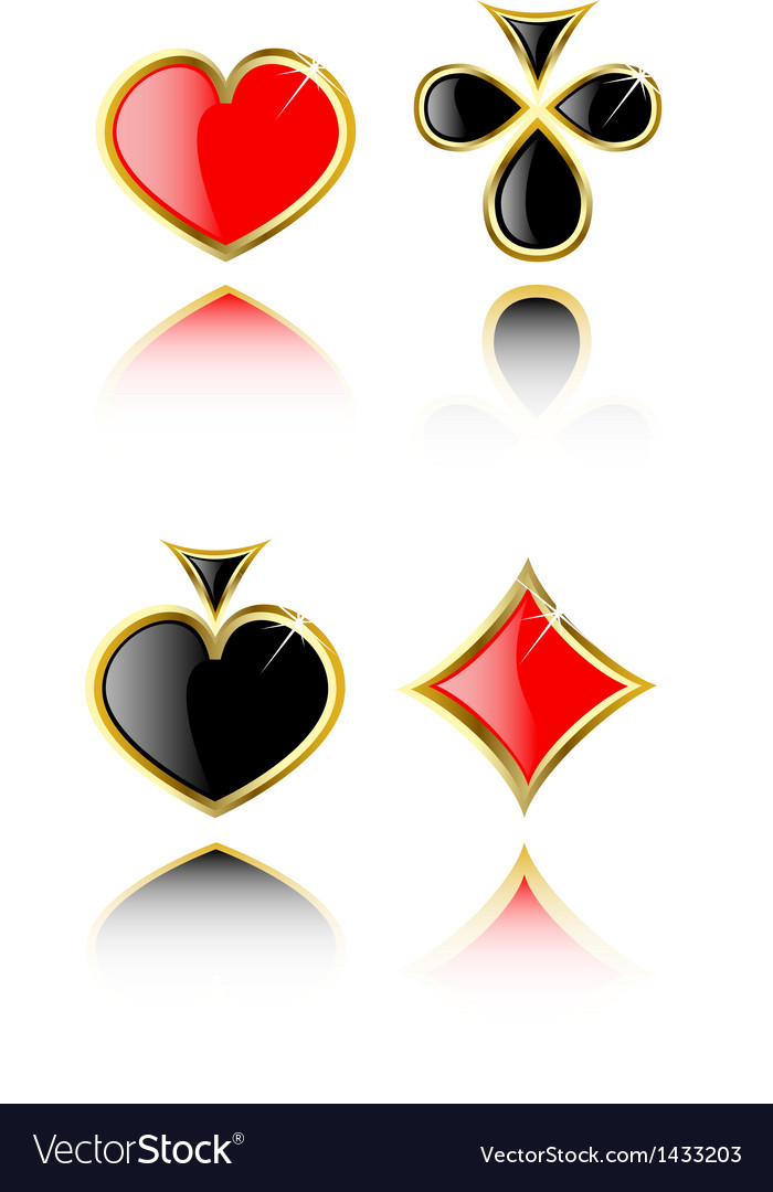 Play card set eps 8 vector | Price: 1 Credit (USD $1)