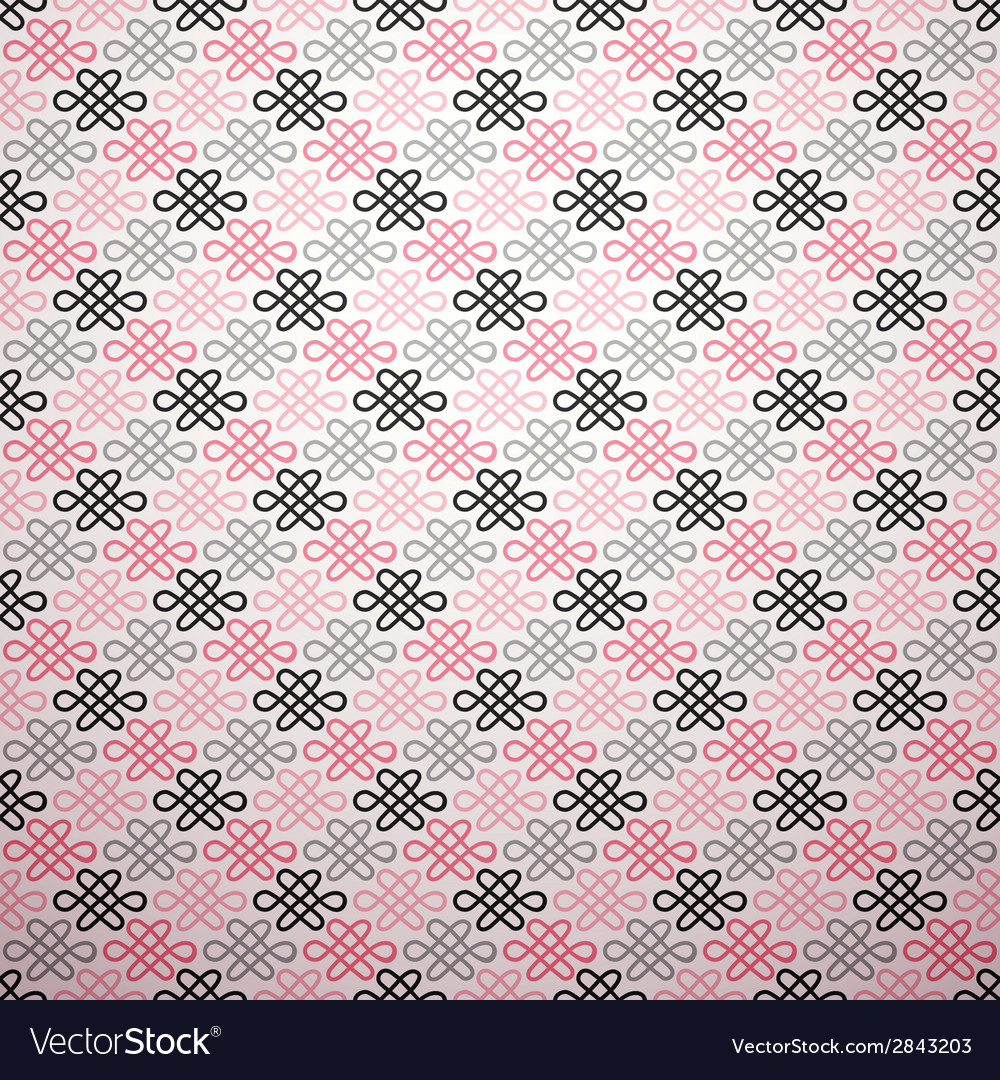 Romantic pattern vector | Price: 1 Credit (USD $1)
