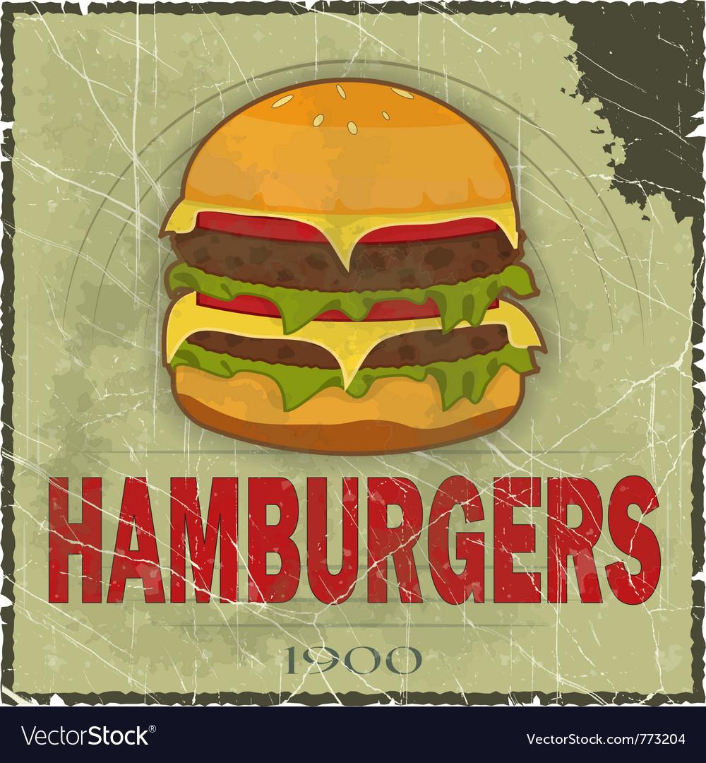 Fast food menu vector   Price: 1 Credit (USD $1)