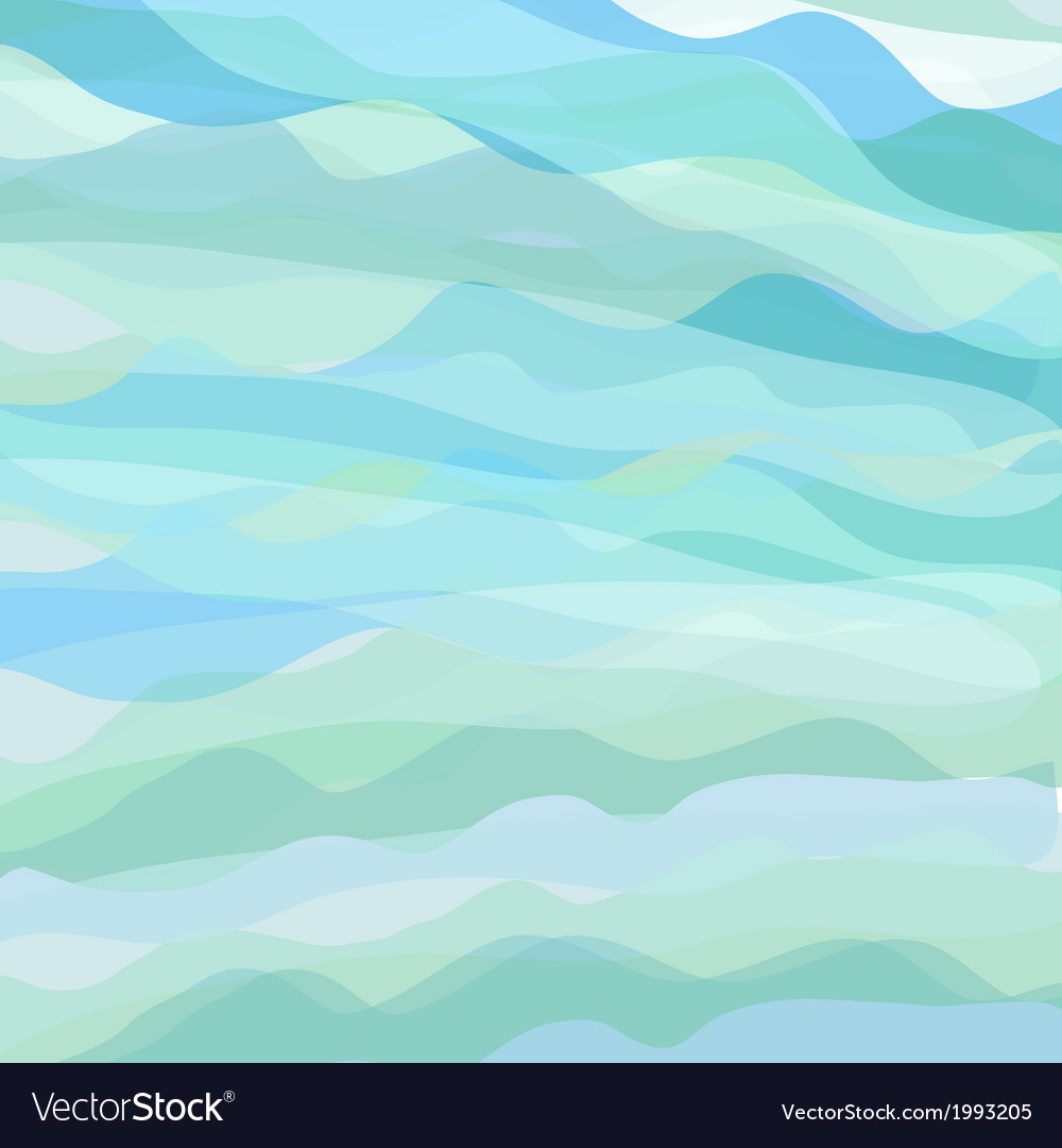 Abstract background with waves pastel colors vector | Price: 1 Credit (USD $1)