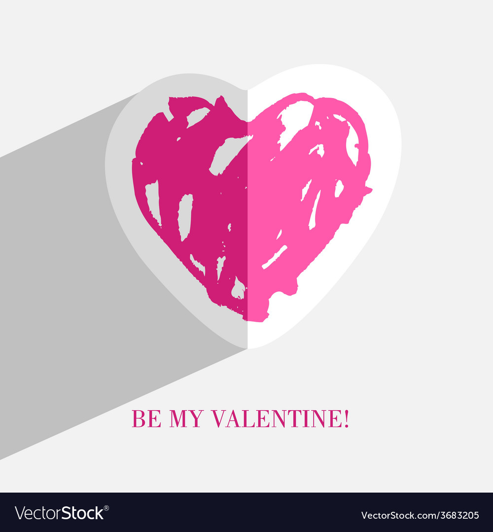 Heart card6 vector | Price: 1 Credit (USD $1)
