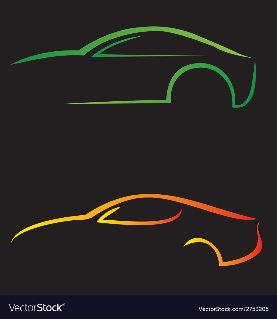 Modren car logo vector | Price: 1 Credit (USD $1)