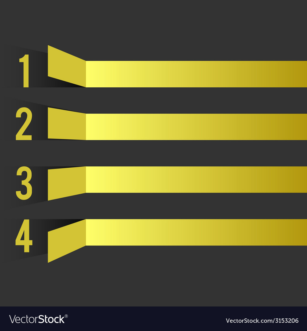 Yellow bar vector | Price: 1 Credit (USD $1)