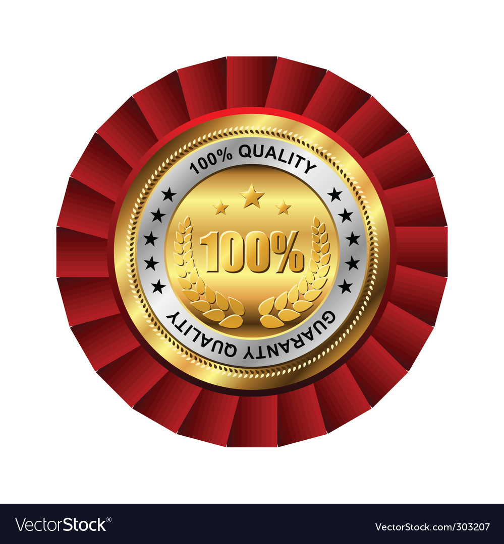 Guaranty quality golden label vector | Price: 1 Credit (USD $1)