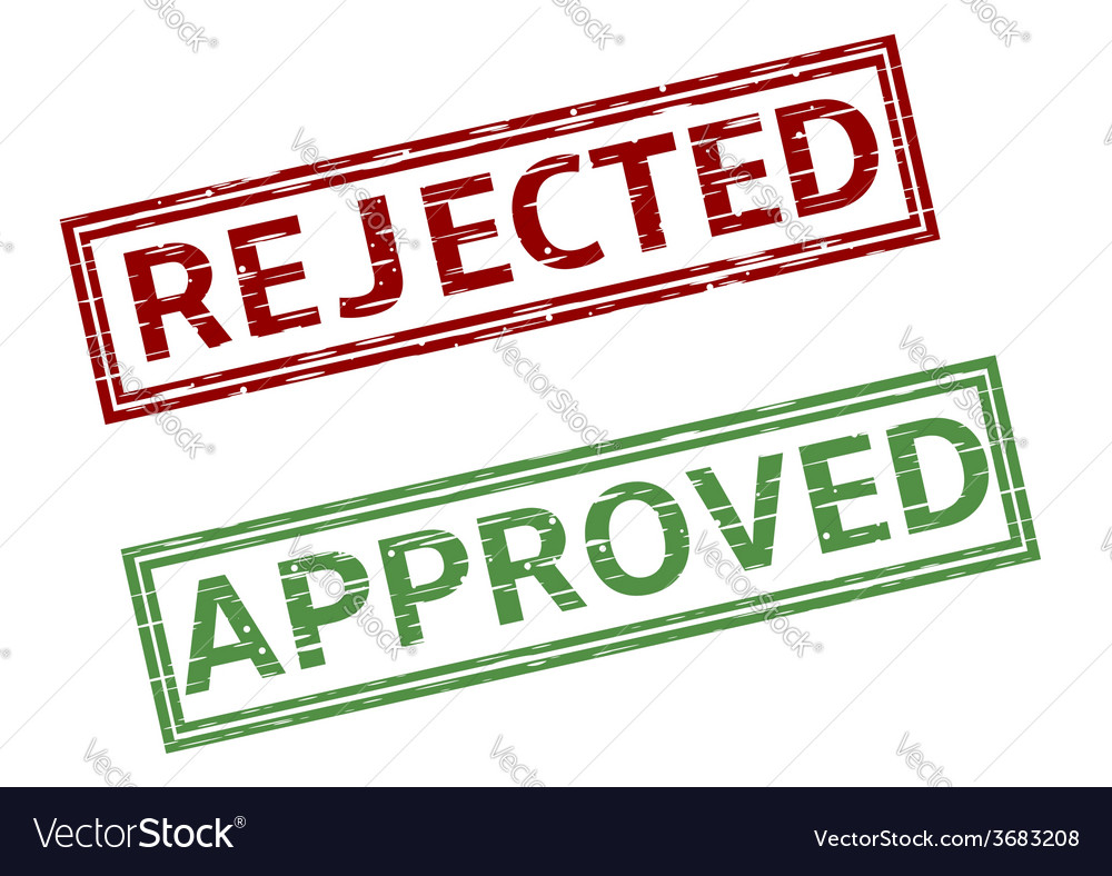 Rejected vector   Price: 1 Credit (USD $1)