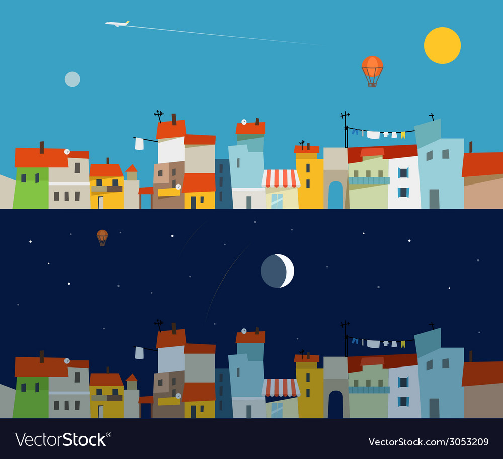 Abstract city map set vector   Price: 1 Credit (USD $1)