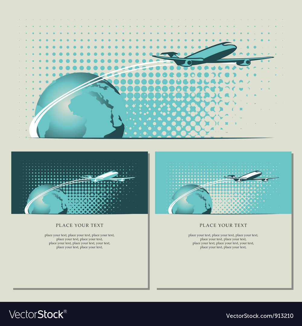 Air banner vector | Price: 1 Credit (USD $1)