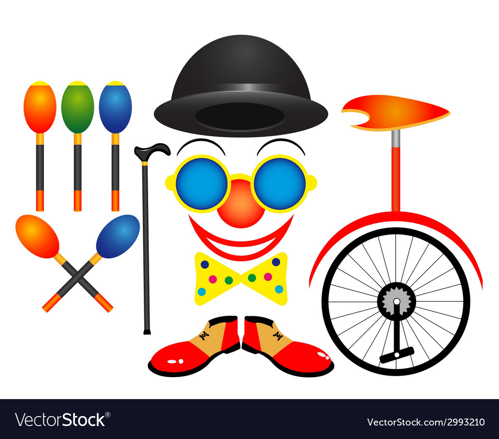 Items for the circus vector | Price: 1 Credit (USD $1)