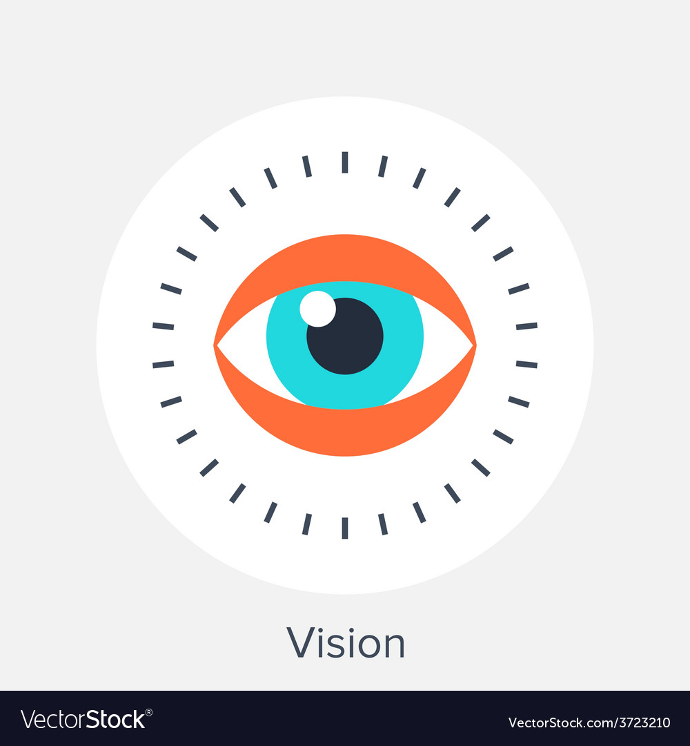 Vision vector | Price: 1 Credit (USD $1)