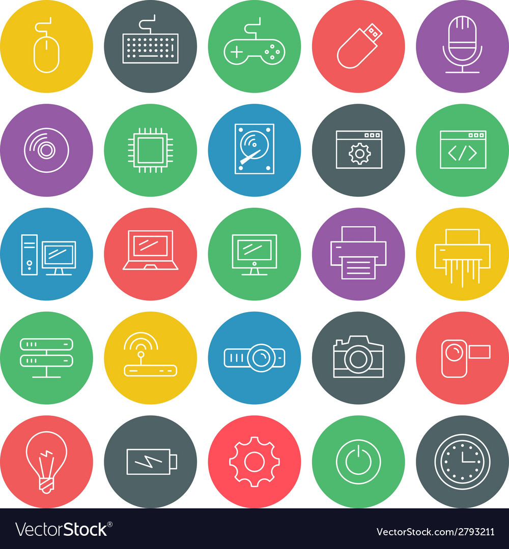Icons set for web site design and mobile apps vector   Price: 1 Credit (USD $1)