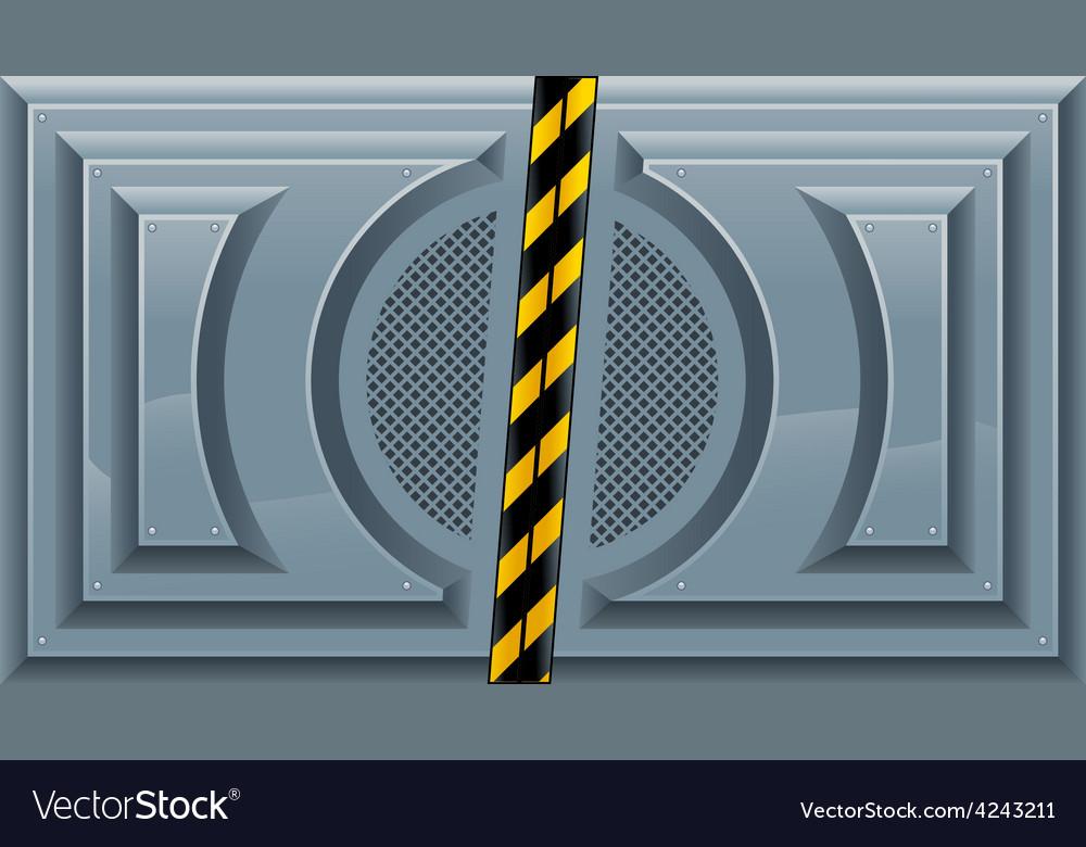 Sliding doors vector | Price: 1 Credit (USD $1)