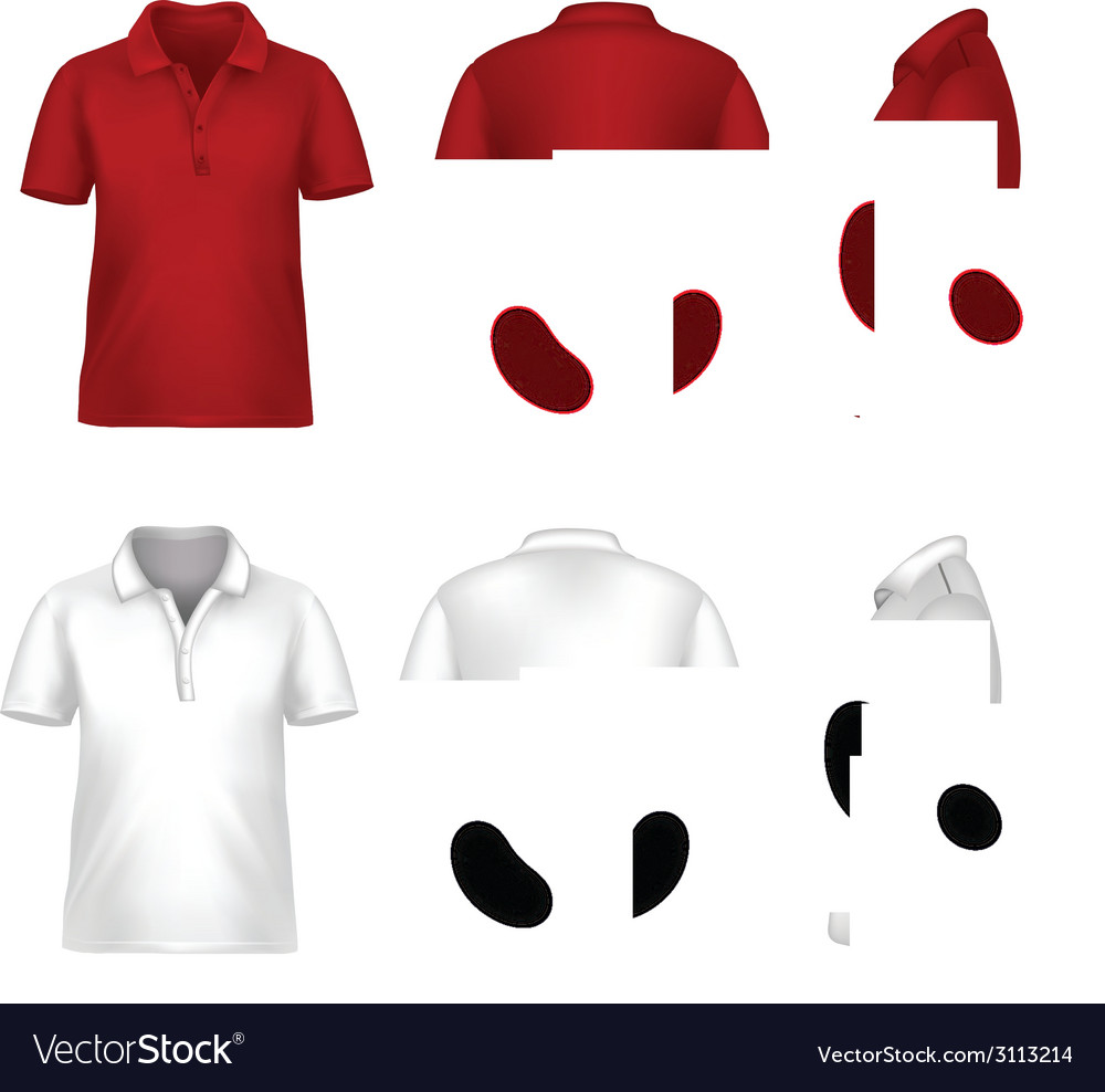 Blank t-shirt vector | Price: 1 Credit (USD $1)
