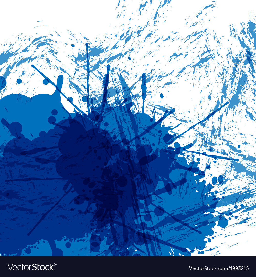 Abstract colorful background splash watercolor vector | Price: 1 Credit (USD $1)
