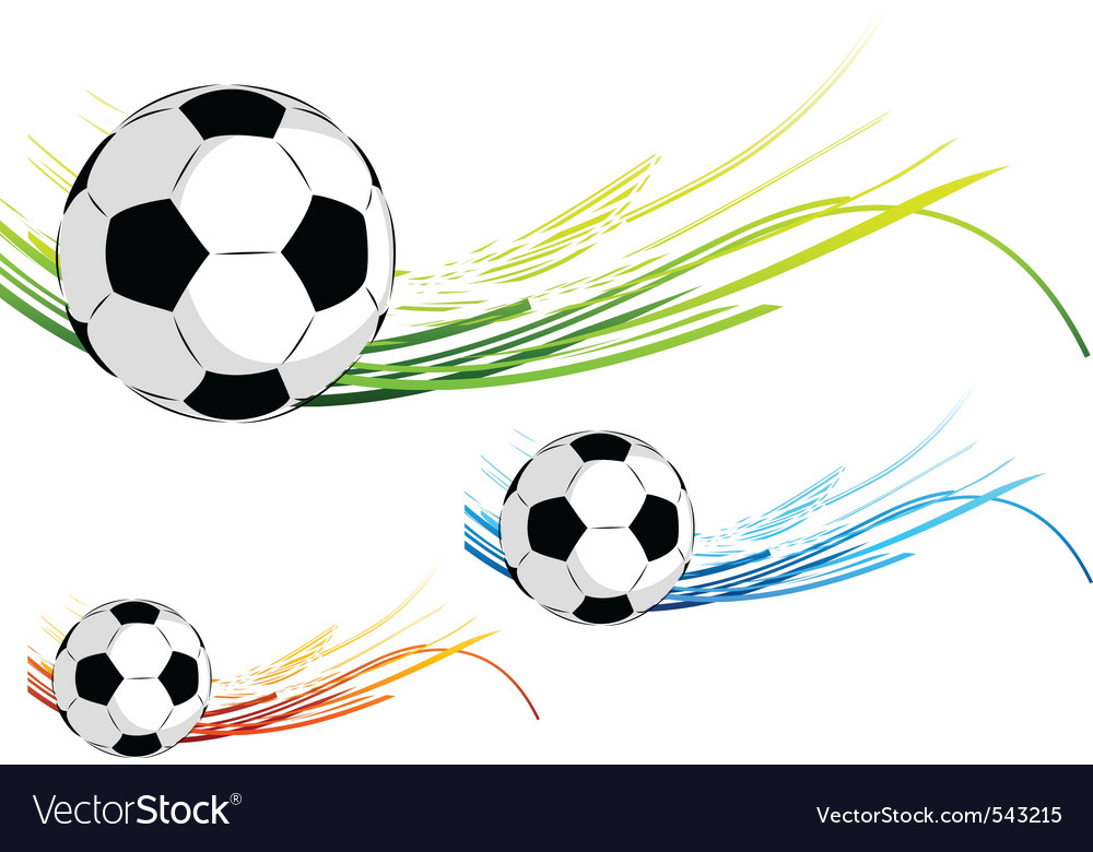 Football background vector | Price: 1 Credit (USD $1)