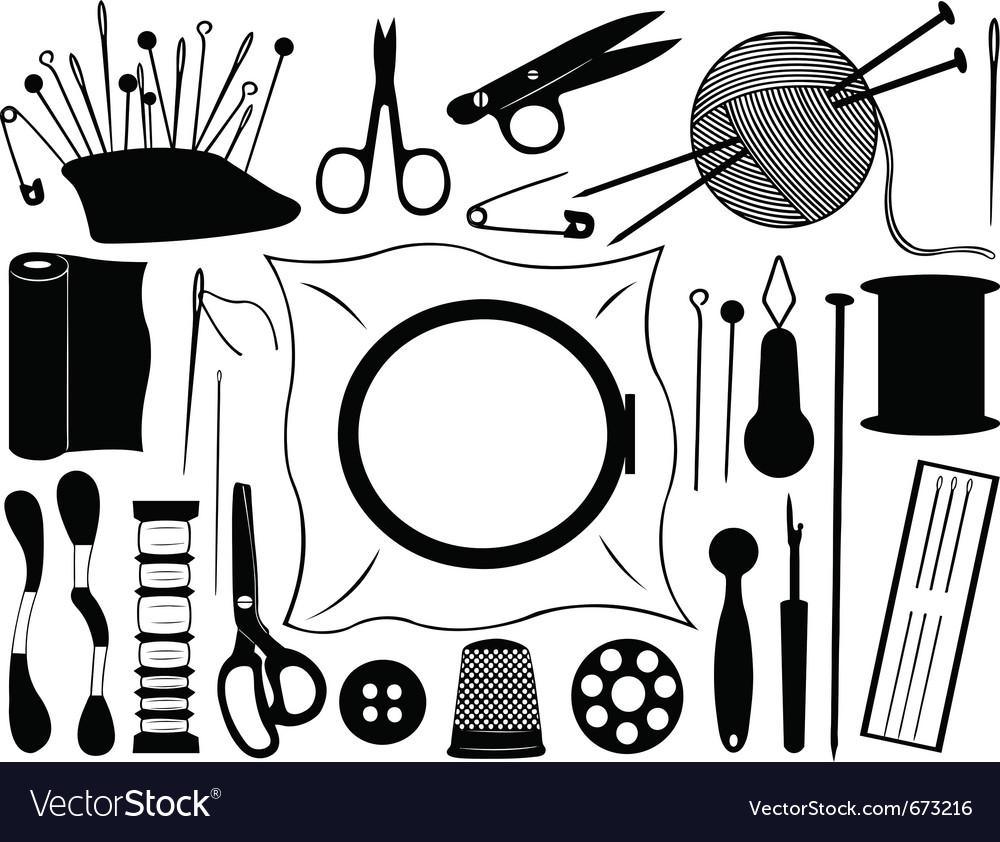 Gobelin equipment vector | Price: 1 Credit (USD $1)