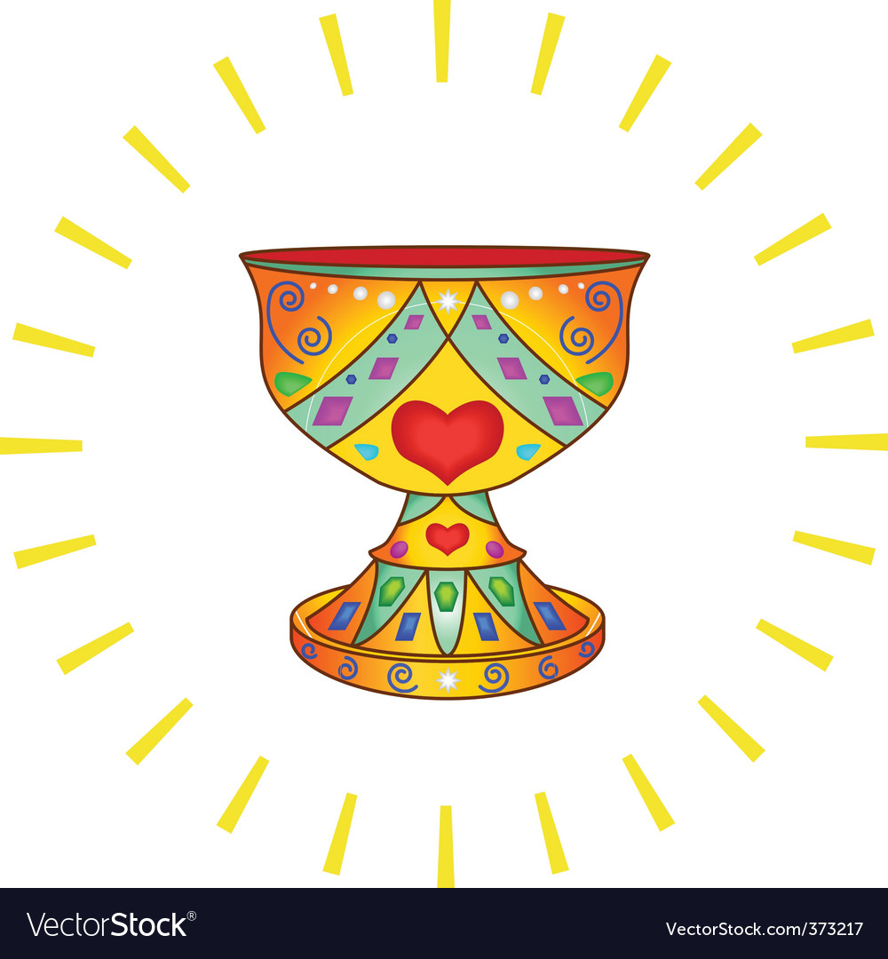 Holy grail and the sun vector | Price: 1 Credit (USD $1)