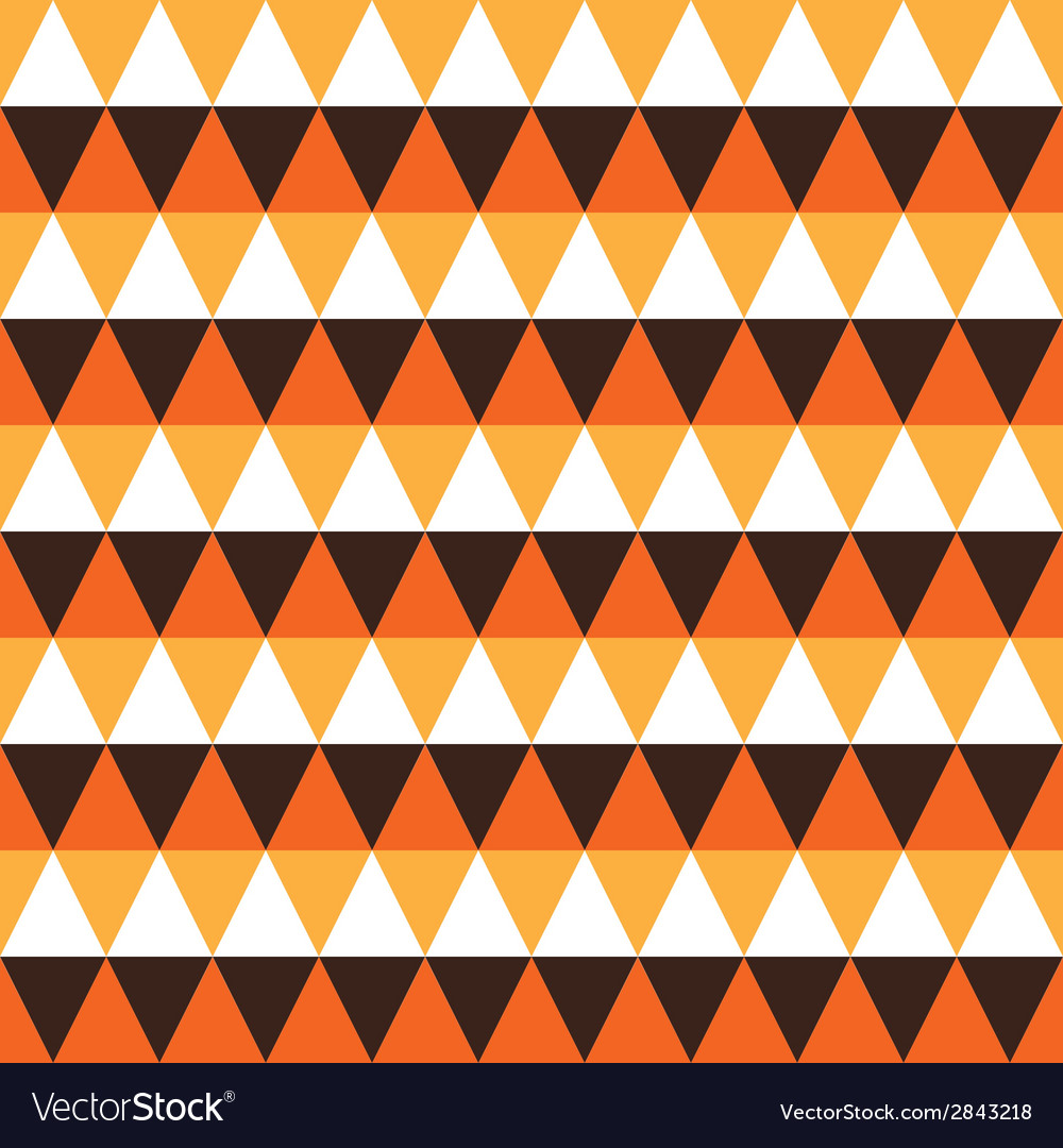 Autumn seamless pattern endless texture vector | Price: 1 Credit (USD $1)