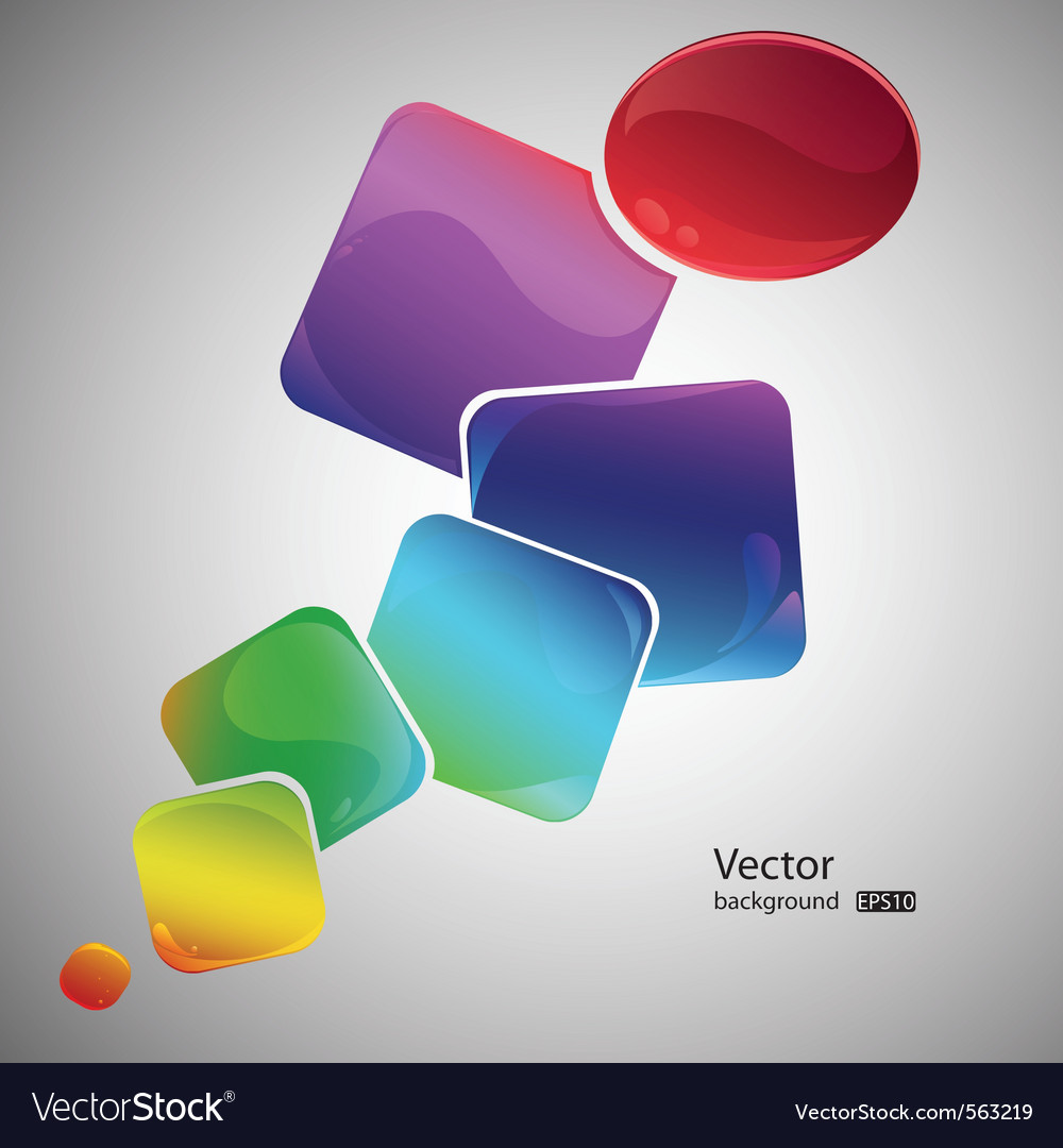 Abstract colorful background eps10 vector | Price: 1 Credit (USD $1)