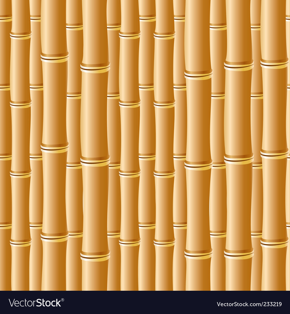 Bamboo background vector | Price: 3 Credit (USD $3)