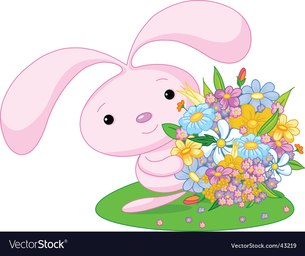 Bunny girl vector | Price: 3 Credit (USD $3)