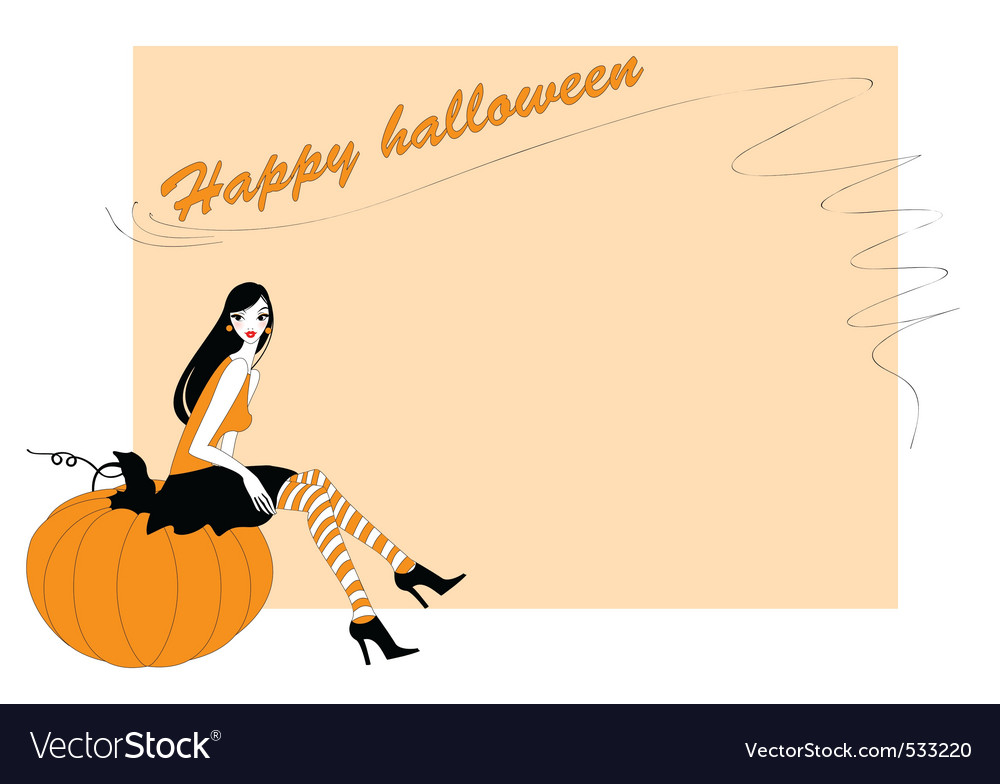 Funky halloween vector | Price: 1 Credit (USD $1)