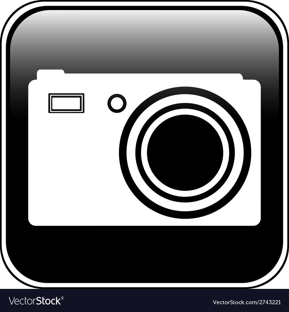Camera button vector   Price: 1 Credit (USD $1)