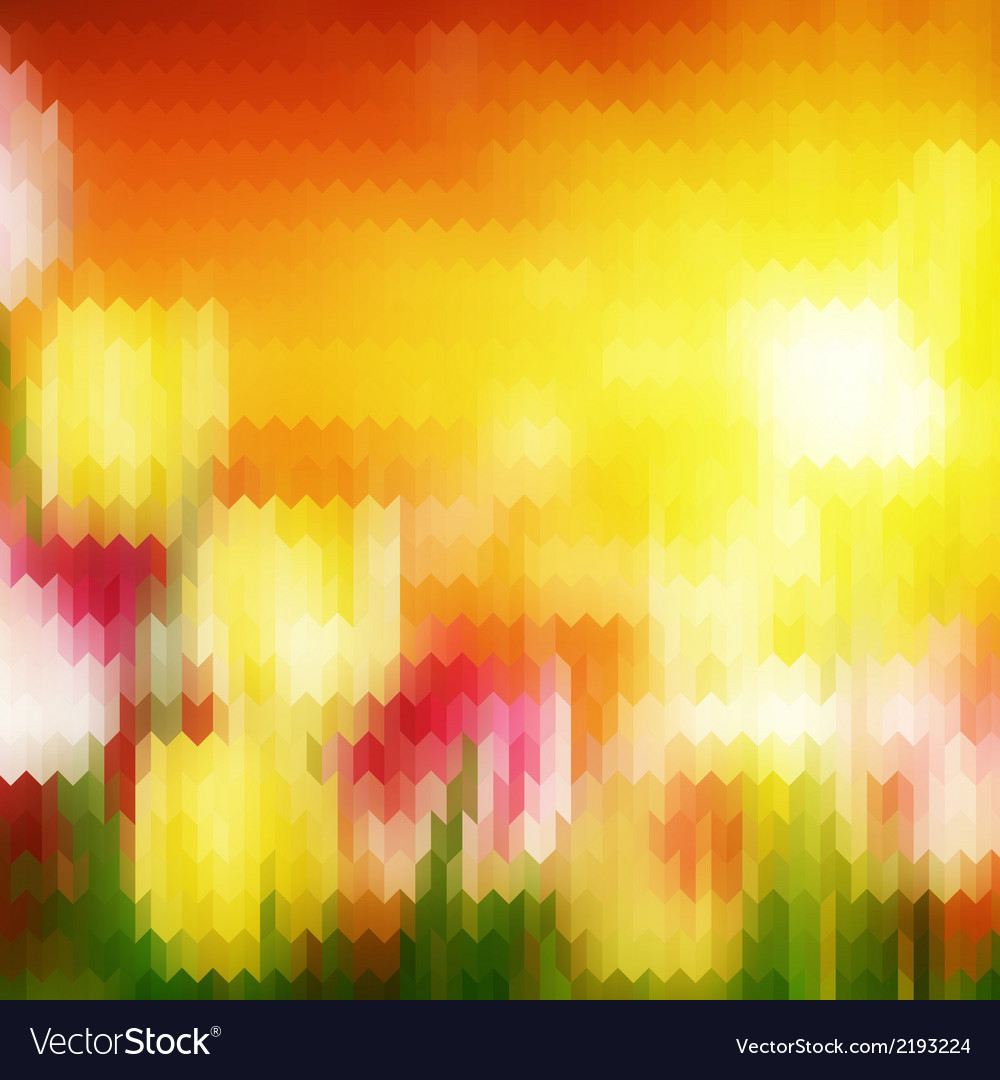 Abstract colorful triangle background eps 10 vector   Price: 1 Credit (USD $1)