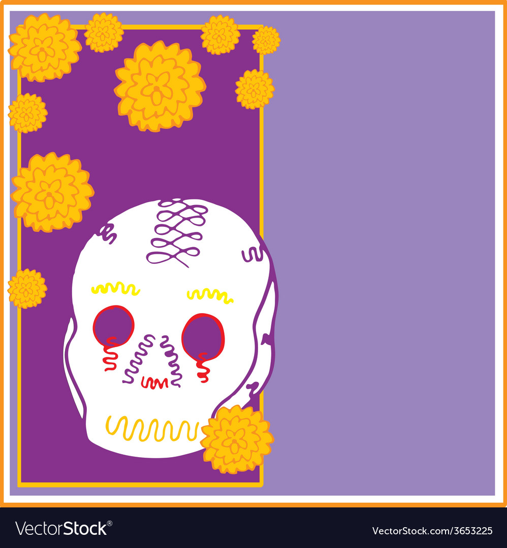 Day-of-the-dead vector | Price: 1 Credit (USD $1)