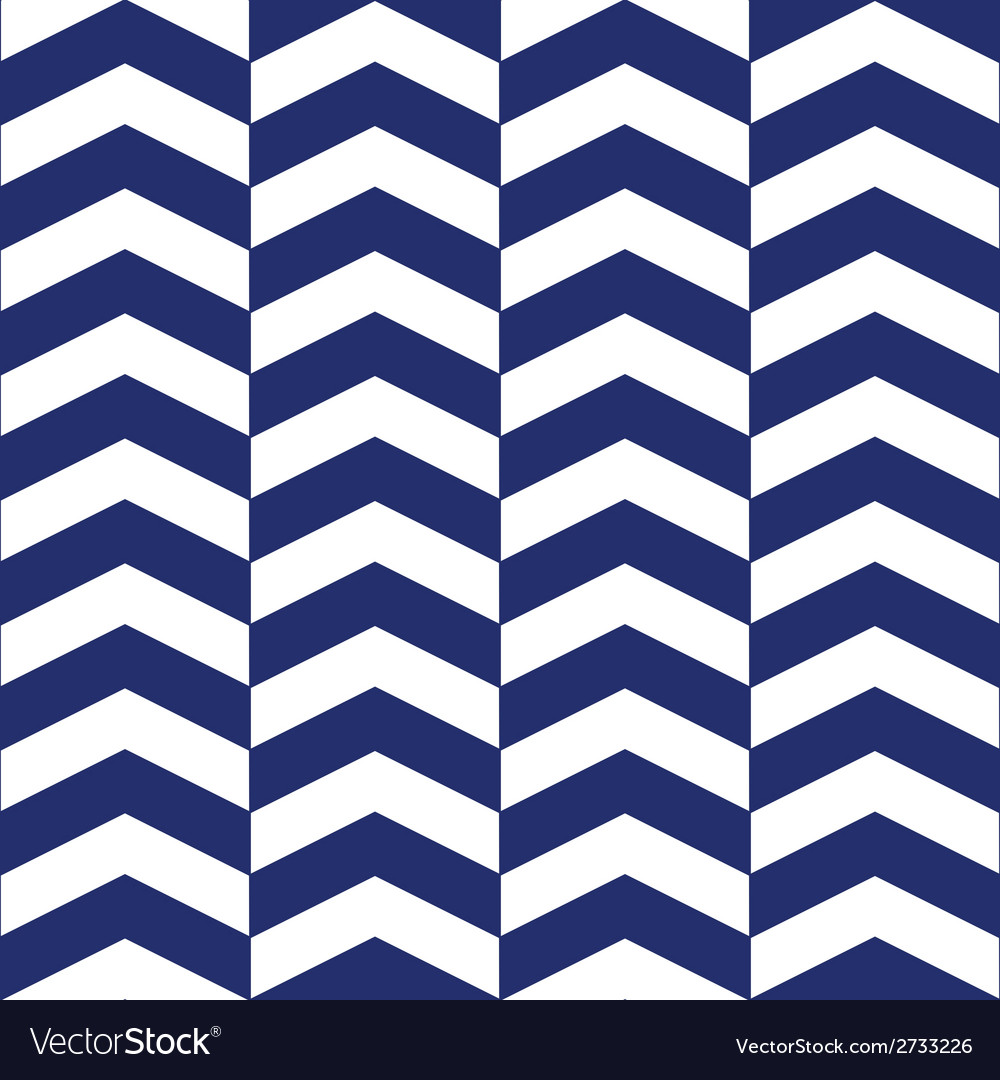 Chevron geometric seamless pattern vector | Price: 1 Credit (USD $1)