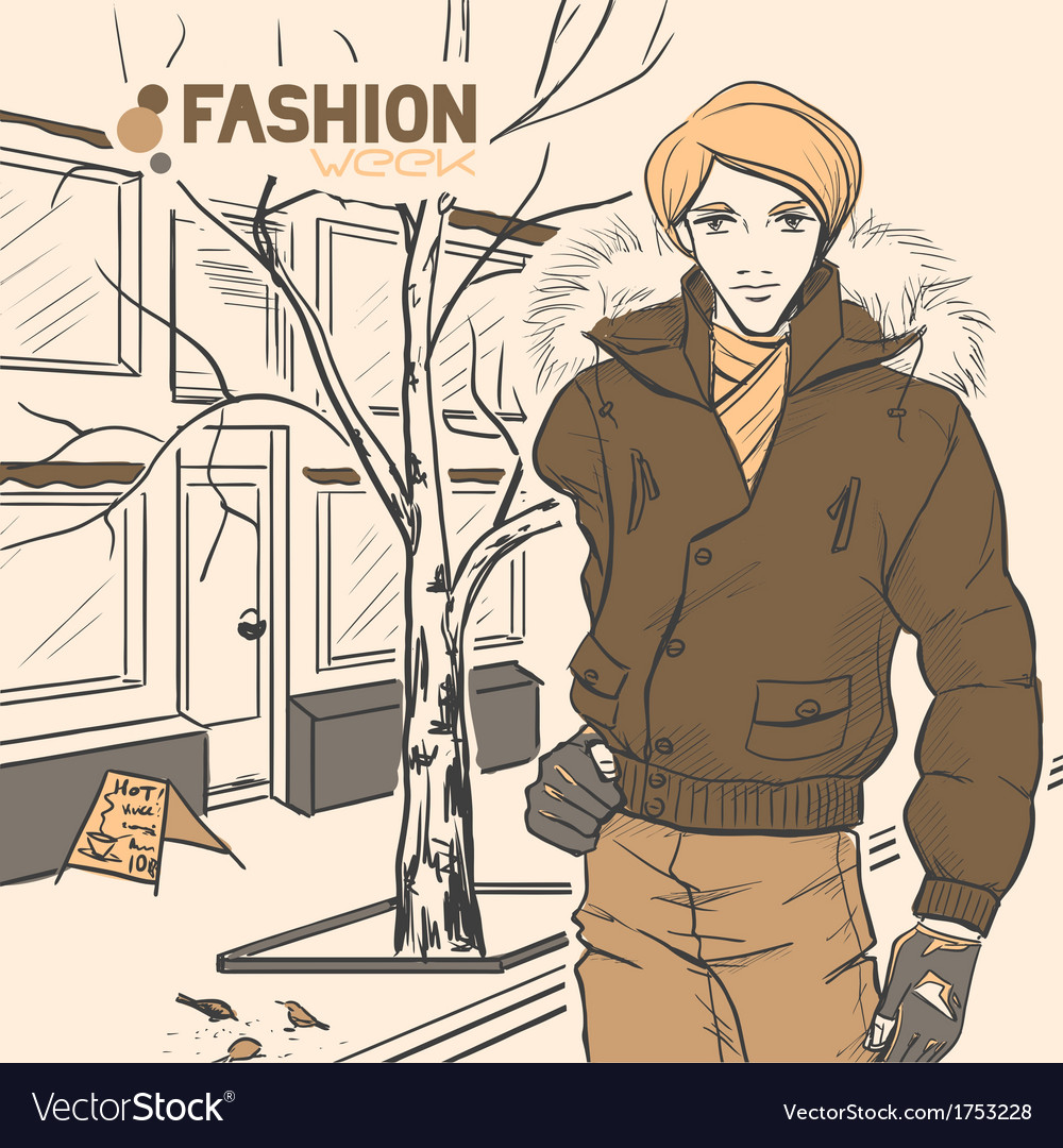 Fashion style5 vector | Price: 1 Credit (USD $1)
