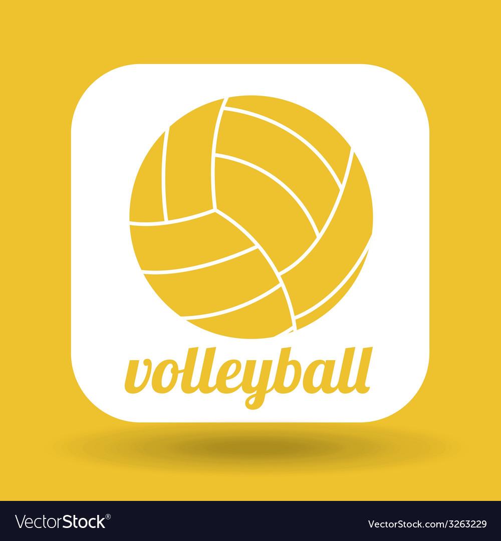 Ball sport design vector | Price: 1 Credit (USD $1)
