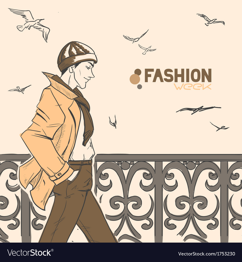 Fashion style6 vector | Price: 1 Credit (USD $1)
