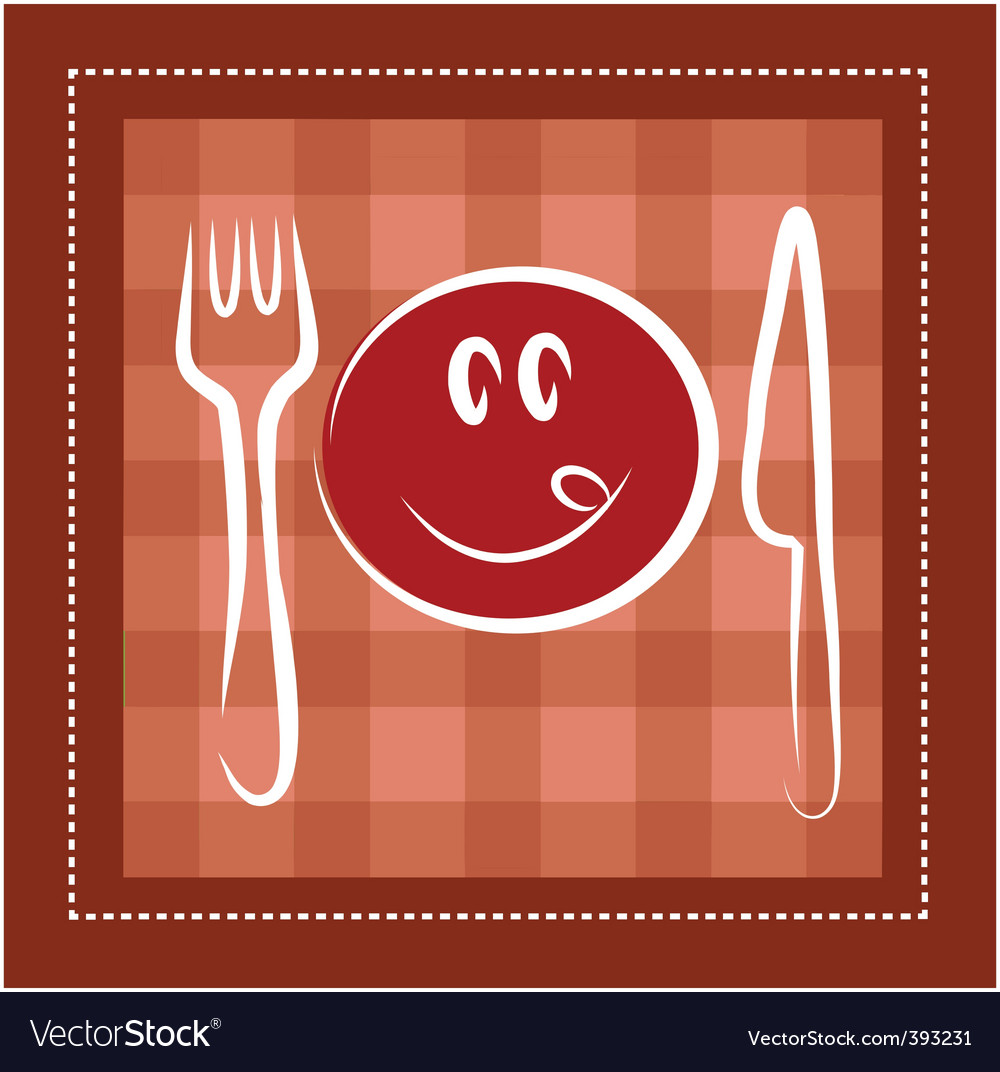 Dining and meals vector | Price: 1 Credit (USD $1)