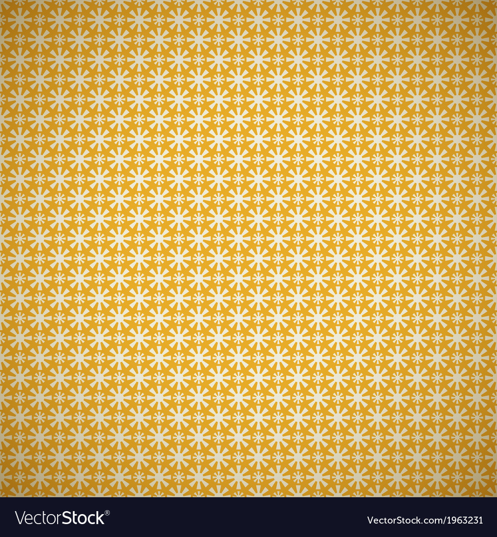 Vintage summer seamless pattern with swath tiling vector | Price: 1 Credit (USD $1)