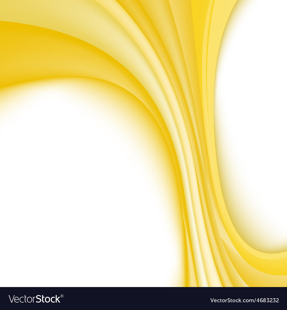 Abstract background with yellow lines vector | Price: 1 Credit (USD $1)