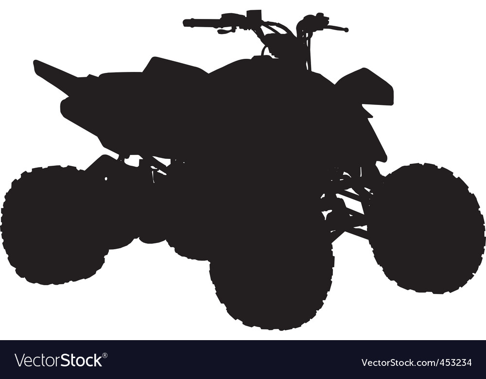 Quad bike vector | Price: 1 Credit (USD $1)