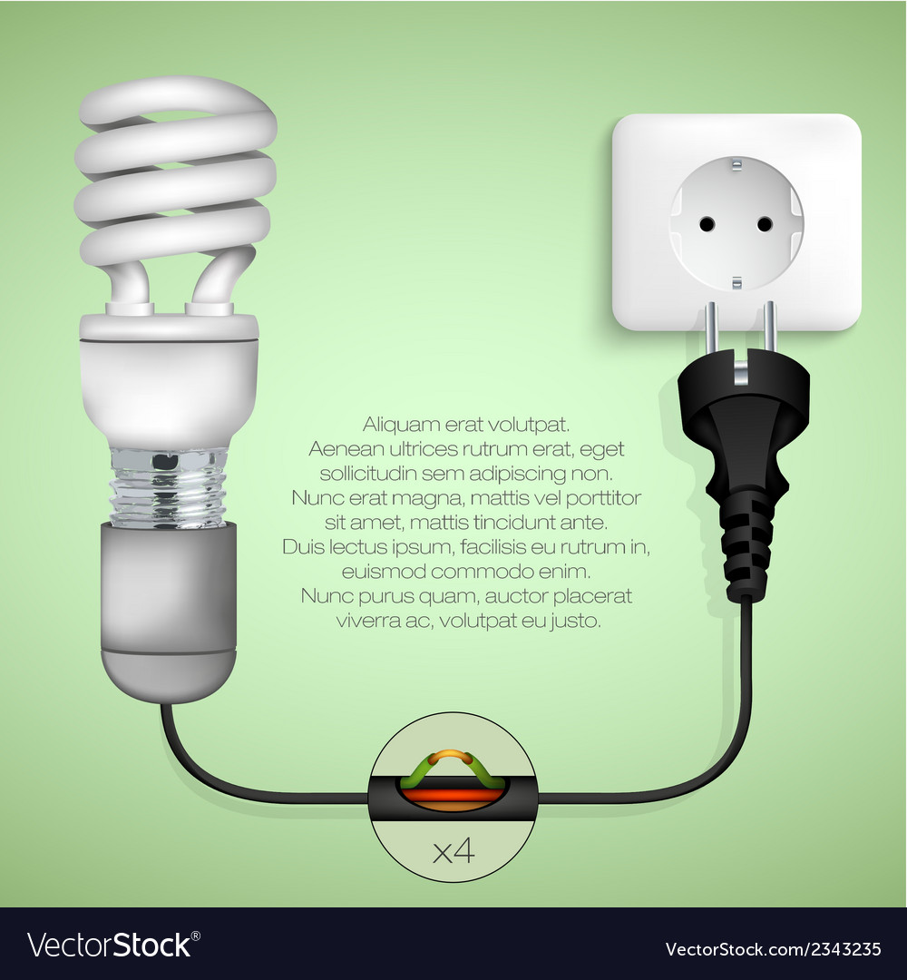 Concept of clean energy vector | Price: 1 Credit (USD $1)