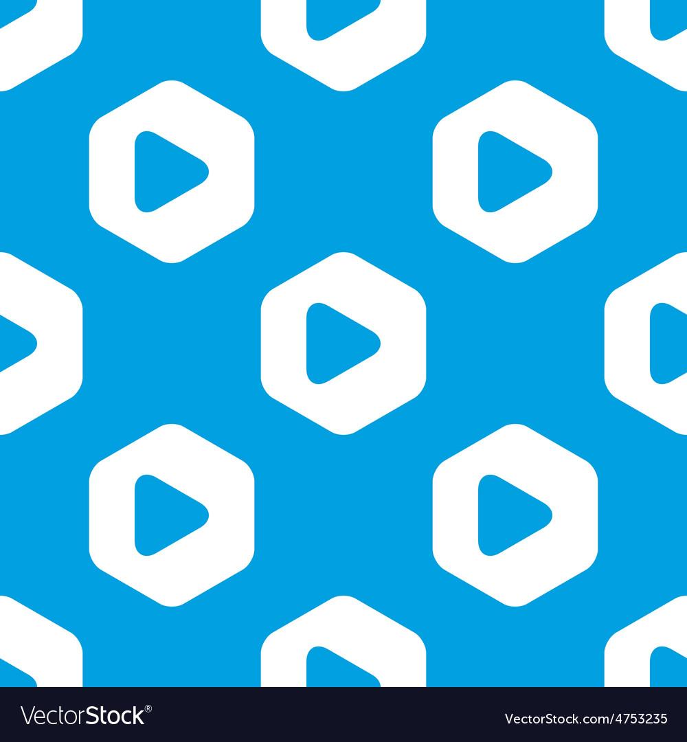 Play hexagon pattern vector   Price: 1 Credit (USD $1)